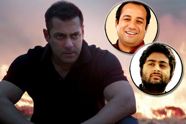 Latest Sultan Update: Rahat Fateh Ali Khan To Replace Arijit Singh's Song title