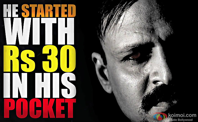 Rai First Look: Witness Vivek Oberoi As A Deadly Gangster