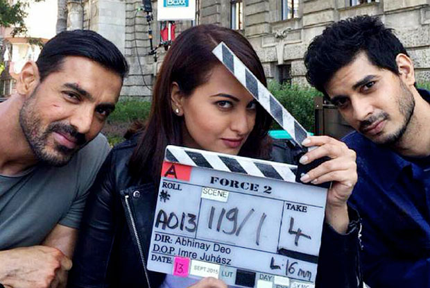 John Abraham-Sonakshi Sinha Starrer Force 2's Release Date Announced!