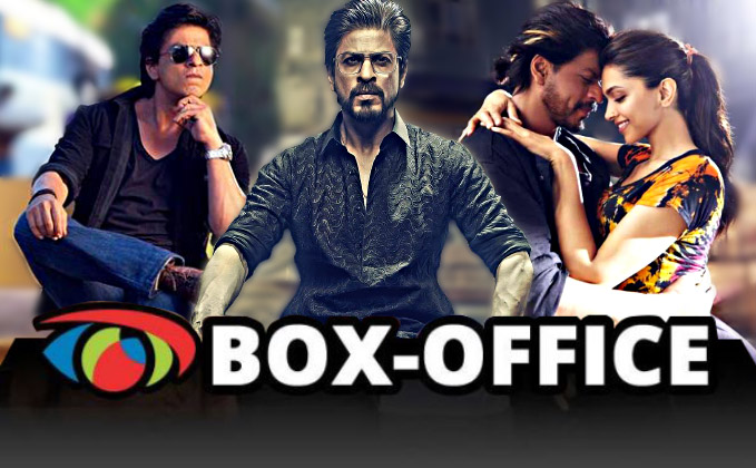 FAN Enters Shah Rukh Khan's Top 10 Highest Grossing Films Of All Time