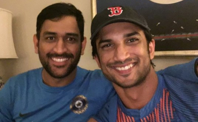 Sushant Singh Rajput & Dhoni To Star In An Ad Together?