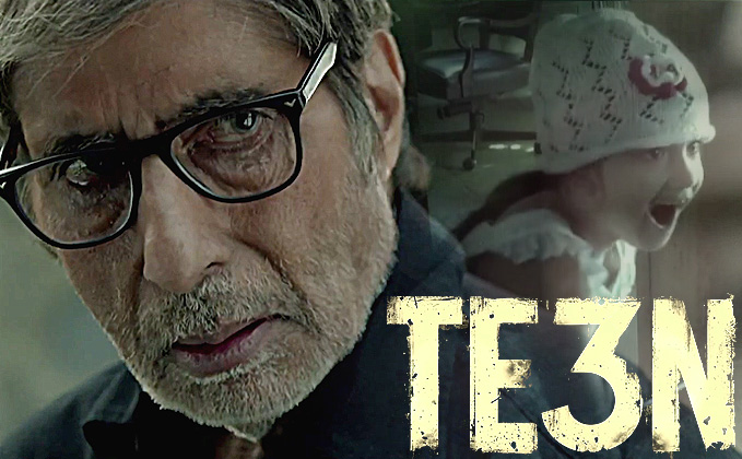 Watch TE3N Trailer: Amitabh, Nawaz & Vidya Balan's Enduring Quest To Justice
