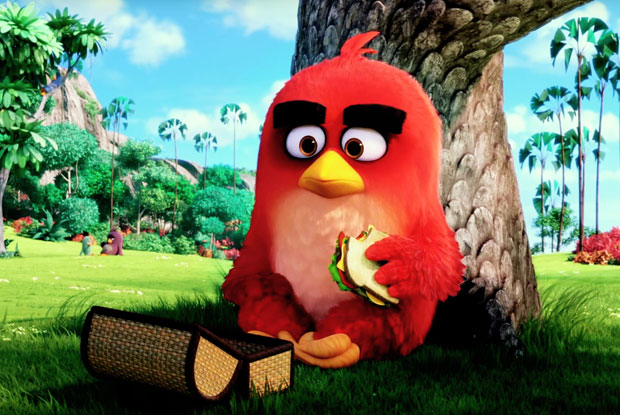 Box Office: The Angry Birds Movie 1st Weekend Collections