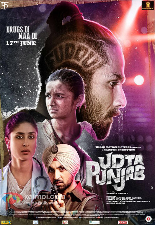 Shahid Kapoor's Udta Punjab Faces Trouble With Censor Board