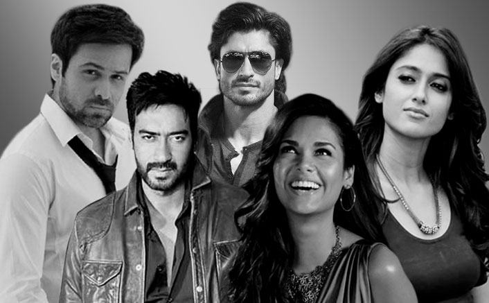 Baadshaho movie star cast latest poster