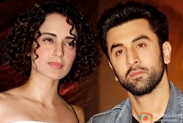 Buzz: Link-Up With Kangana Ranaut Infuriates Ranbir Kapoor