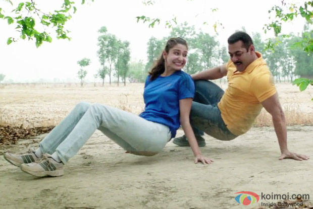 'Jag Ghoomeya' Song Is Out | Witness Salman Aka Sultan Expressing His Love For Aarfa