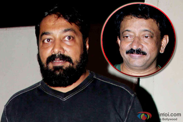 What Anurag Kashyap Thinks Of Ram Gopal Varma? Read Here