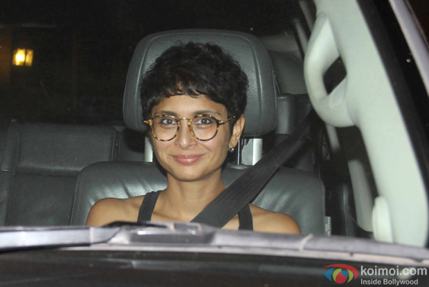 Kiran Rao at Karan Johar's House