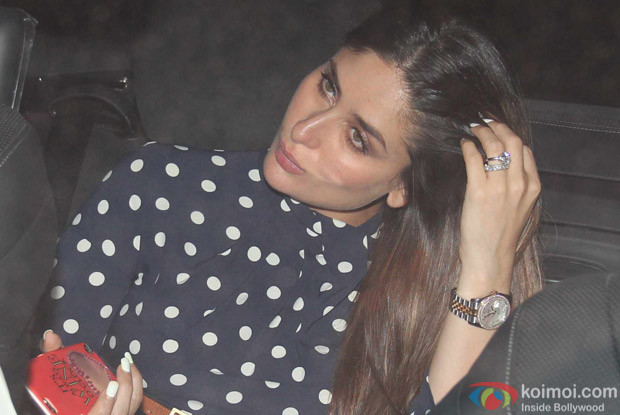 Kareena Kapoor at Karan Johar's House