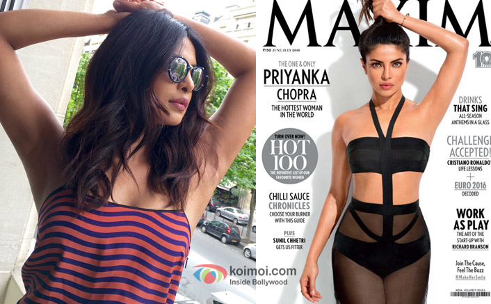 Priyanka Chopra posts 'pit stopping' image to end trolls