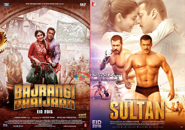 Sultan Is Salman's 2nd Highest Grosser; But Will It Beat Bajrangi Bhaijaan?