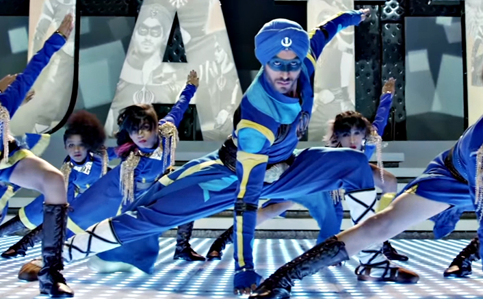 A Flying Jatt - Title Track