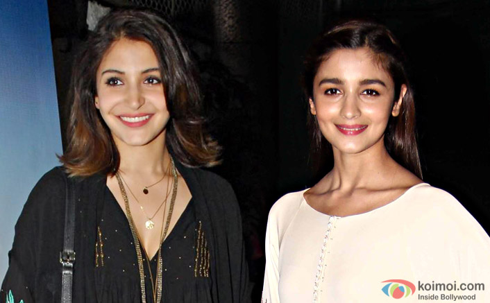 Alia, Anushka come out in support of 'voiceless'