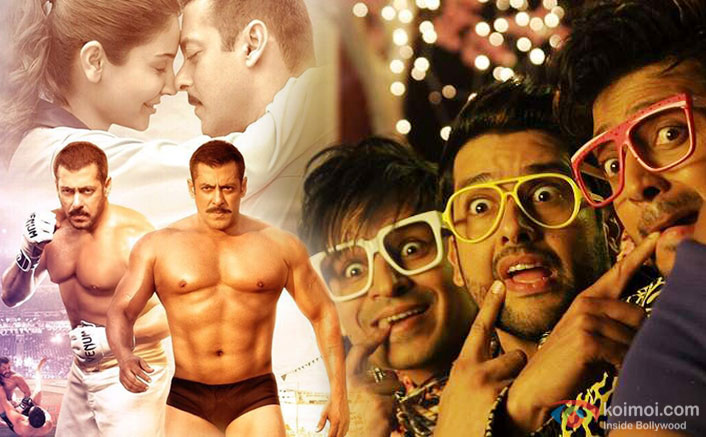 Box Office - Sultan continues to roar, Great Grand Masti doesn't get any 'masti'