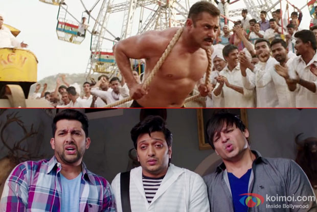 Box Office - Sultan crosses 270 crore, Great Grand Masti on its way out