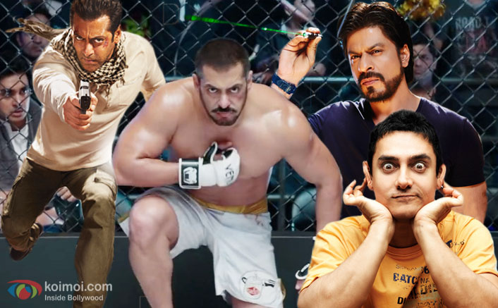 Box Office - Sultan to go past Happy New Year, 3 Idiots and Ek Tha Tiger lifetime today