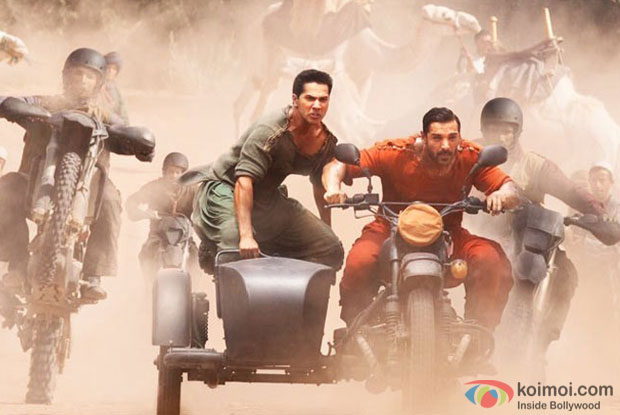 Box Office - Varun Dhawan to make it seven in a row with Dishoom