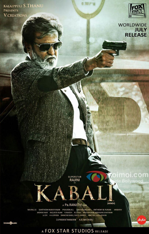 FOX STAR STUDIOS to distribute KABALI PAN INDIA EXCEPT the SOUTHERN MARKETS