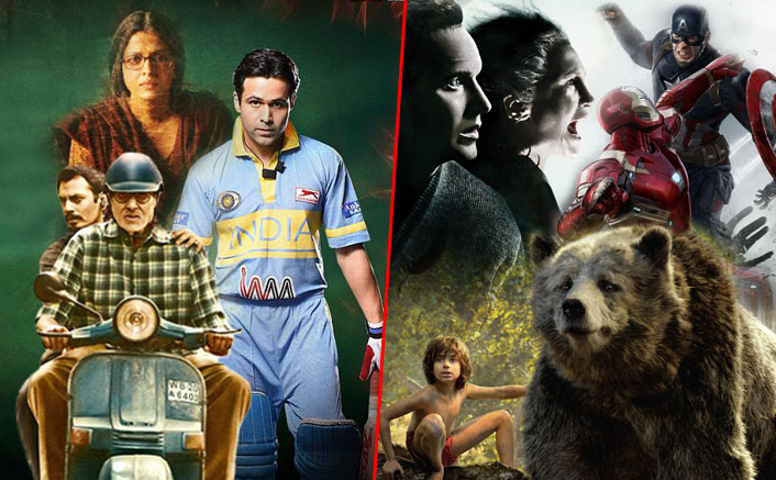 Hollywood Dominates Bollywood In 2016