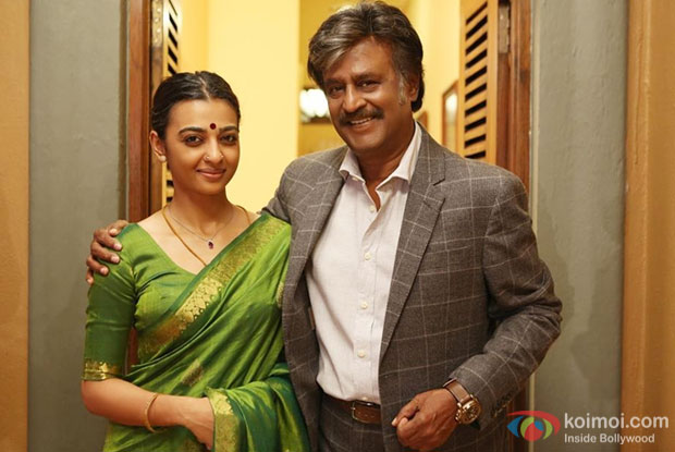 Kabali Grosses 100 Crores Worldwide On Its Opening Day