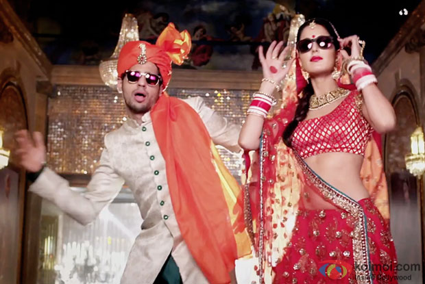 Kala Chashma Song From Baar Baar Dekho | ft. Sidharth Malhotra And Katrina Kaif