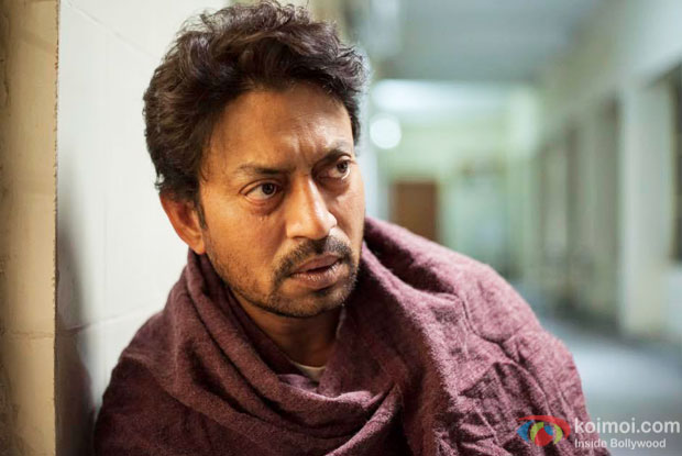 Irrfan Khan in a still from Madaari