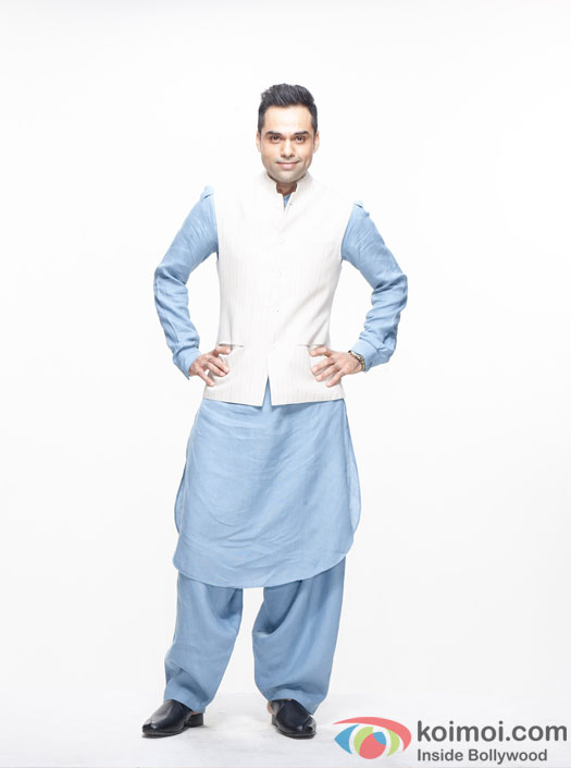 Here Are The First Pictures From Abhay Deol's Happy Bhag Jayegi