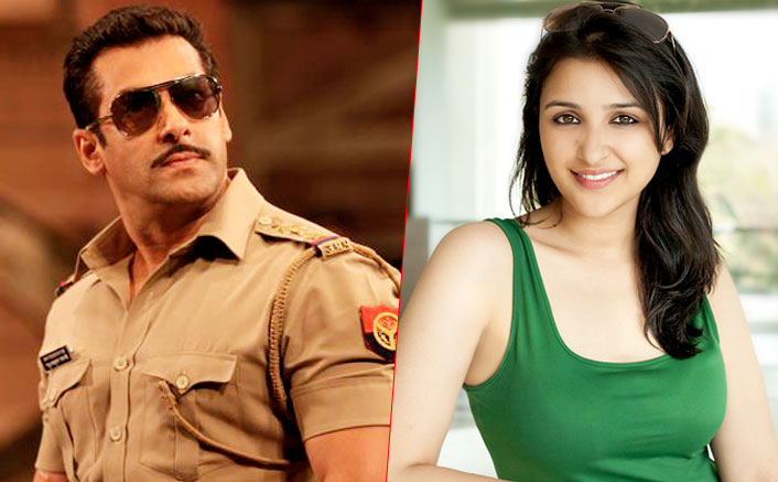 Parineeti Chopra to play Rajjo in Salman Khan's Dabangg 3?