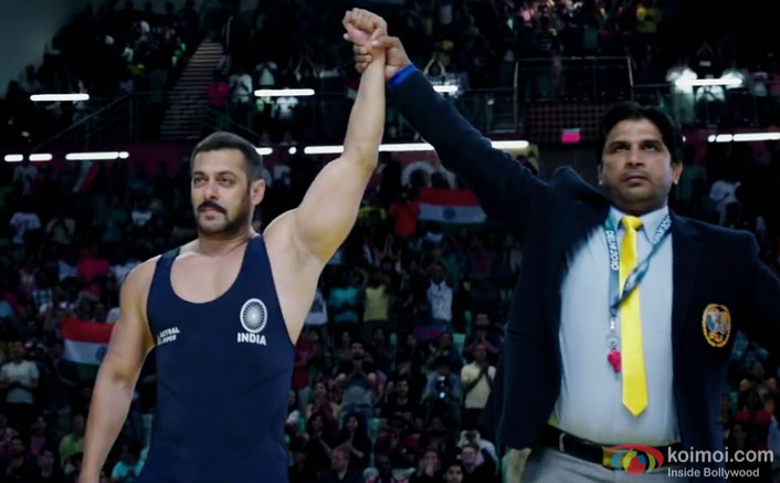 Sultan Scores Huge At The Overseas Box Office
