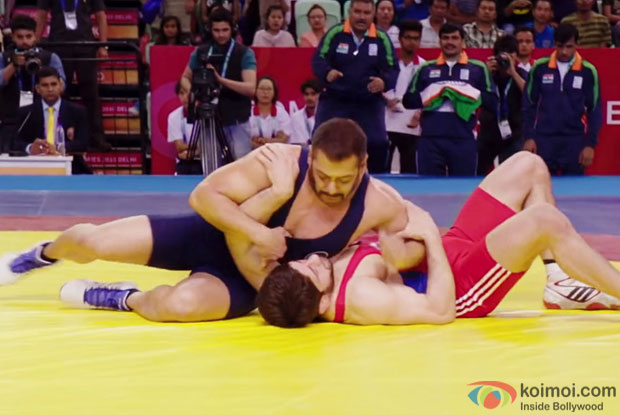 Sultan Grosser Over 560 Crores At The Worldwide Box Office
