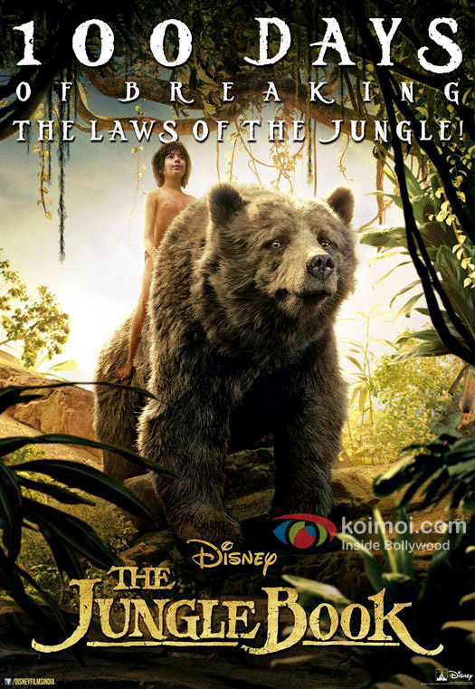 The Jungle Book Completes 100 Days; Comes Back To Selected Theaters