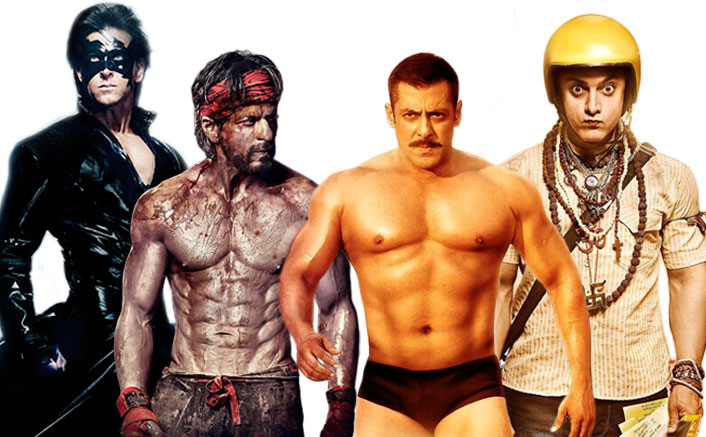 Top 10 Highest Grossing Bollywood Films Of All Time