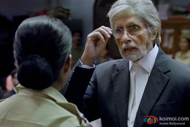 Amitabh Bachchan Starrer PINK Trailer Out Now!