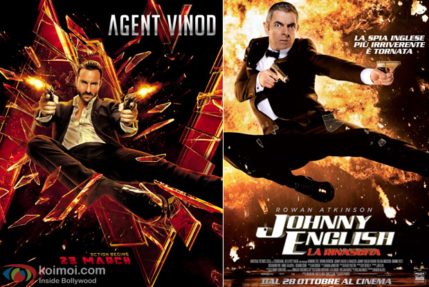 Agent Vinod & Johnny English