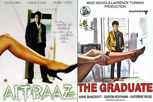 Aitraaz & The Graduate