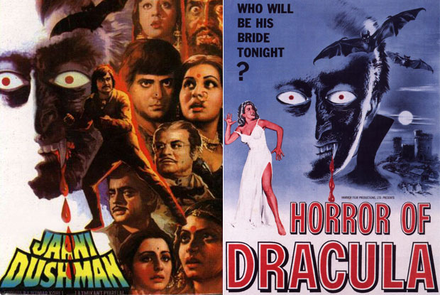 Jaani Dushman & Horror Of Dracula
