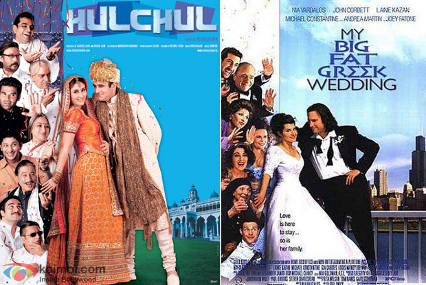 Hulchul & My Big Fat Greek Wedding