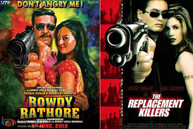 Rowdy Rathore & The Replacement Killers