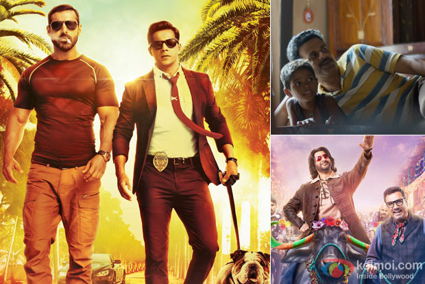 Box Office - Dishoom brings in audience in a weekend filled with flops