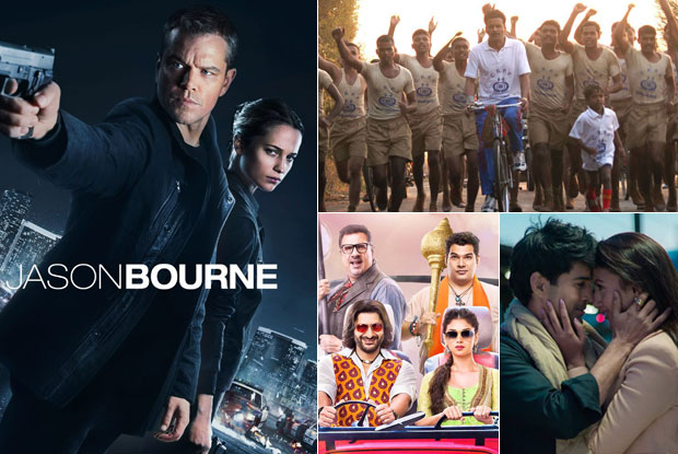 Box Office - Hollywood's Jason Bourne to lead the show this weekend