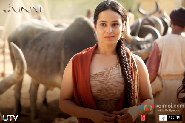 Junu is a childhood friend of Chaani who keeps all her secrets in Mohenjo Daro
