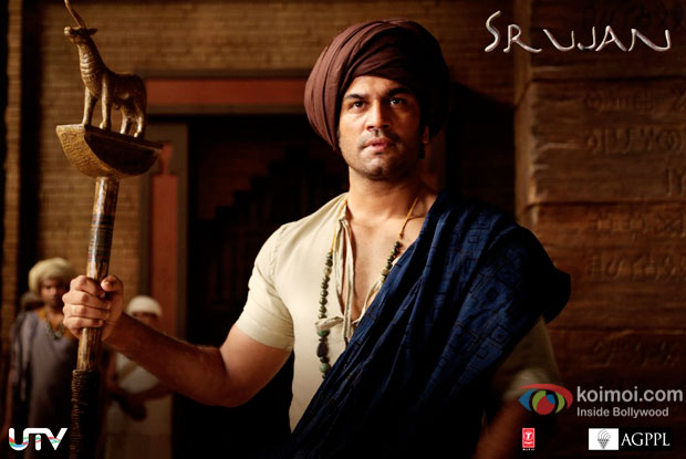 Srujan is Sarman's father. A just man, he is known to be the best Senate Chief in Mohenjo Daro