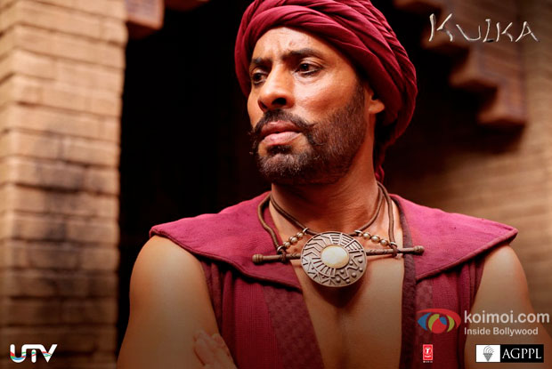 Kulka is Maham's personal servant, a handyman who is ready to do any kind of job for him In Mohenjo Daro