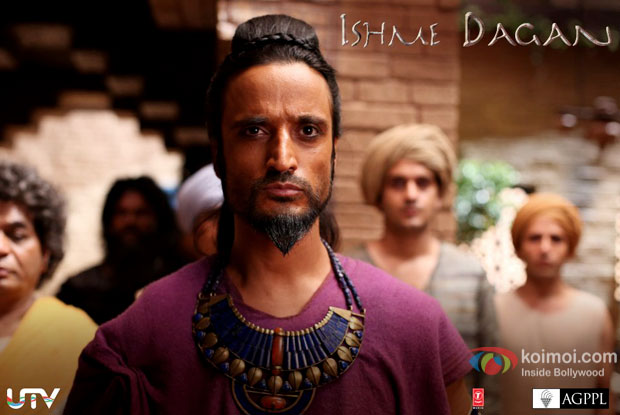 Ishme Dagan is a shrewd merchant from Sumer. Covertly, he smuggles copper weapons in Mohenjo Daro