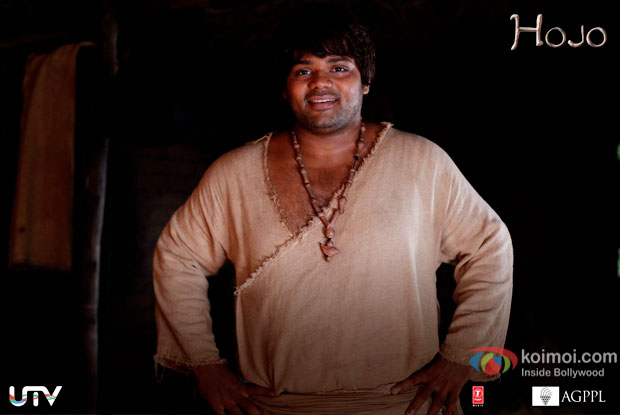 Hojo is a childhood friend of Sarman. He has always been with him through thick and thin in Mohenjo Daro