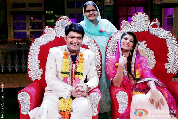 Happy Wedding! Kapil Sharma Marries Jacqueline Fernandez On His Show