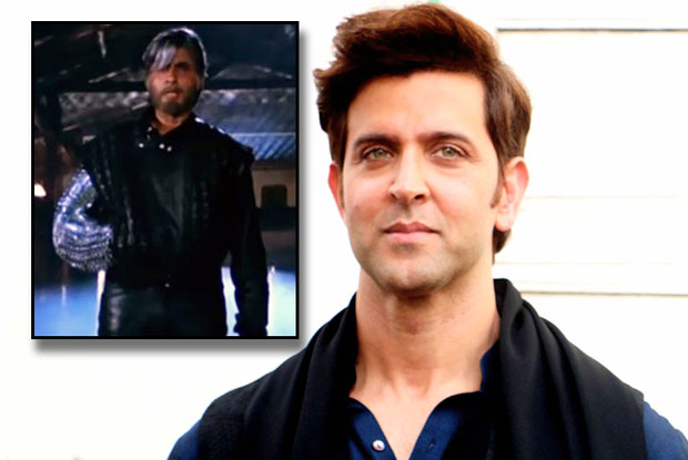 Hrithik Roshan To Be Part Of Shahenshah Remake?