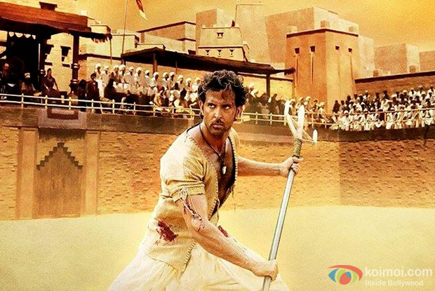 Mohenjo Daro Continues To Remain Low On Its 2nd Monday