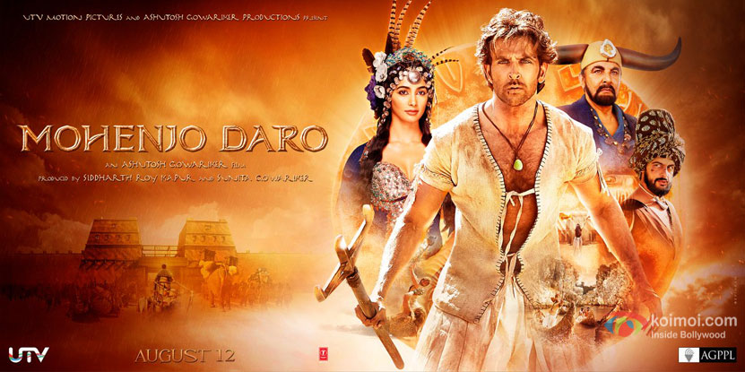 Mohenjo Daro Movie Poster